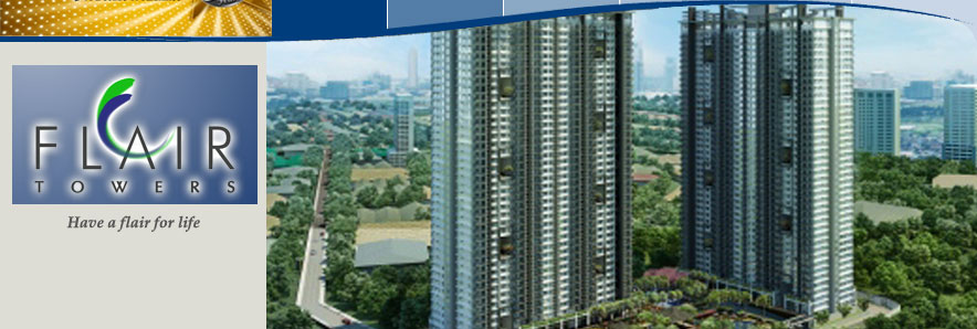 DMCI Homes Flair Towers
